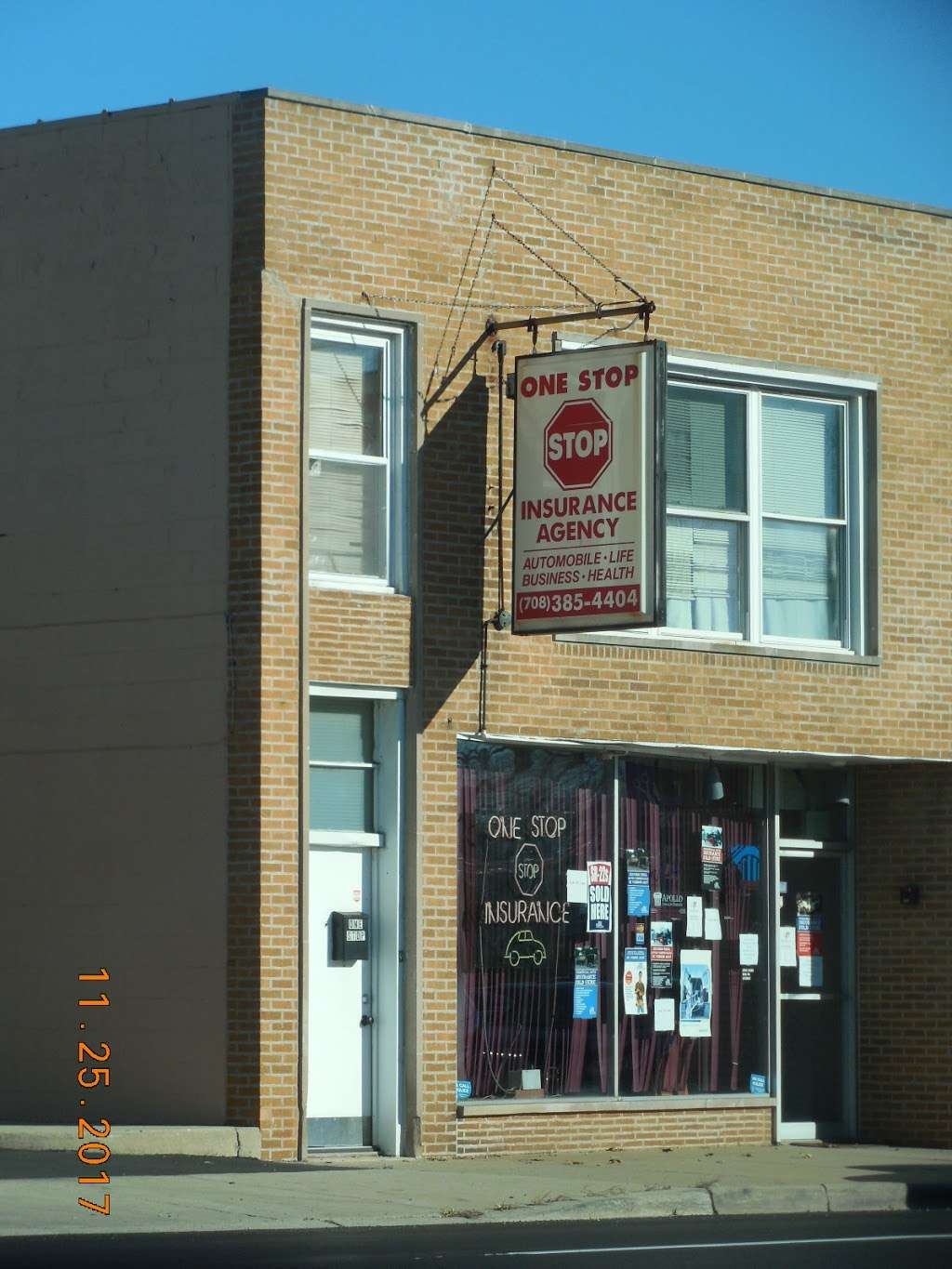 One Stop Insurance - insurance agency    Photo 1 of 1   Address: 4042 147th St, Midlothian, IL 60445, USA   Phone: (708) 385-4404