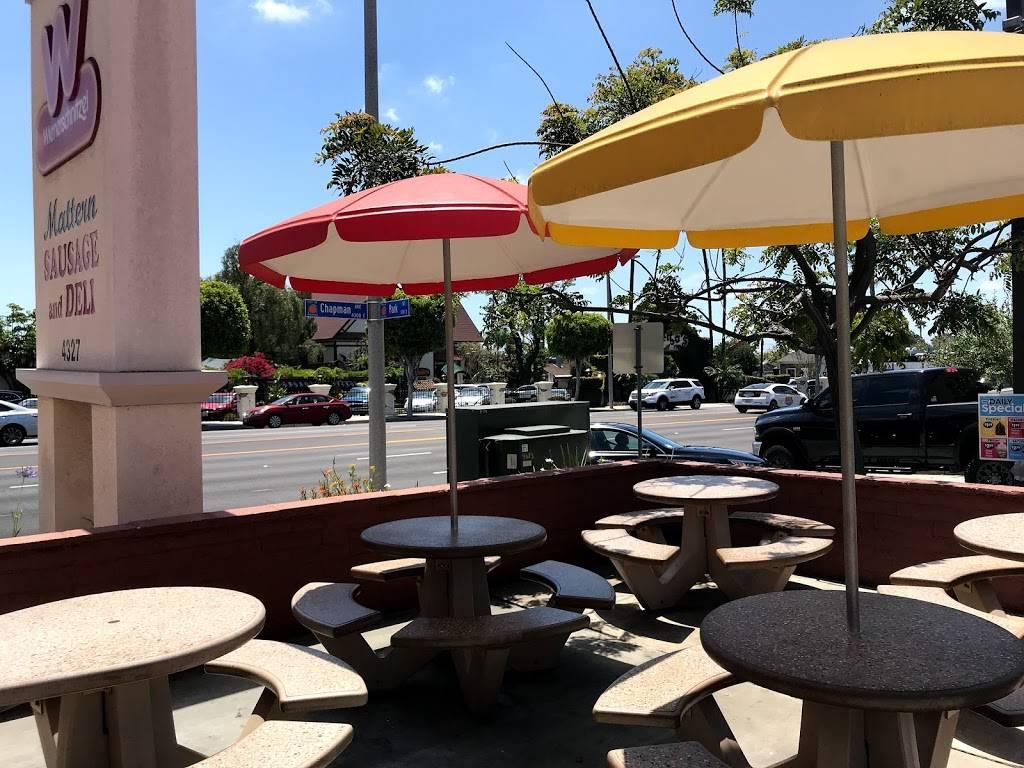 Wienerschnitzel - restaurant  | Photo 4 of 8 | Address: 4341 E Chapman Ave, Orange, CA 92869, USA | Phone: (714) 639-6506