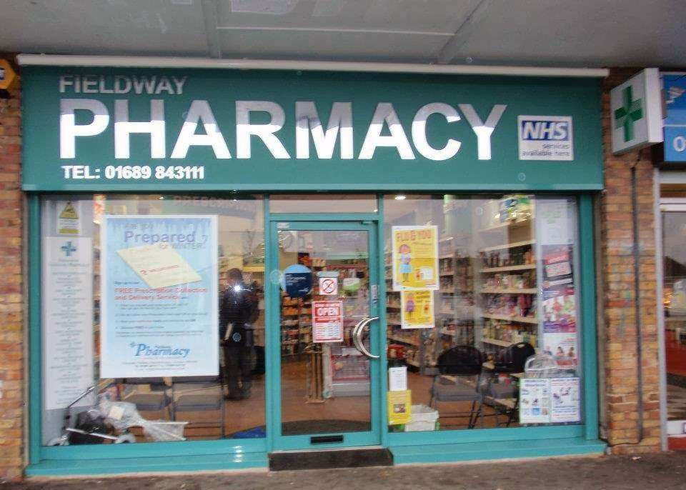 Fieldway Pharmacy - pharmacy  | Photo 1 of 1 | Address: 3 Wayside, Fieldway, New Addington, New Addington, Croydon CR0 9DX, UK | Phone: 01689 843111