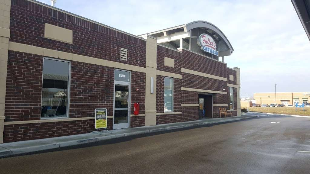 Fullers Car Wash - car wash  | Photo 9 of 10 | Address: 1180 S Randall Rd, Elgin, IL 60124, USA | Phone: (708) 300-6968