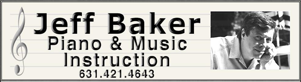 Piano Lessons with Jeffrey Baker - electronics store    Photo 5 of 5   Address: 40 Carnegie Ave, Huntington, NY 11743, USA   Phone: (516) 348-3154