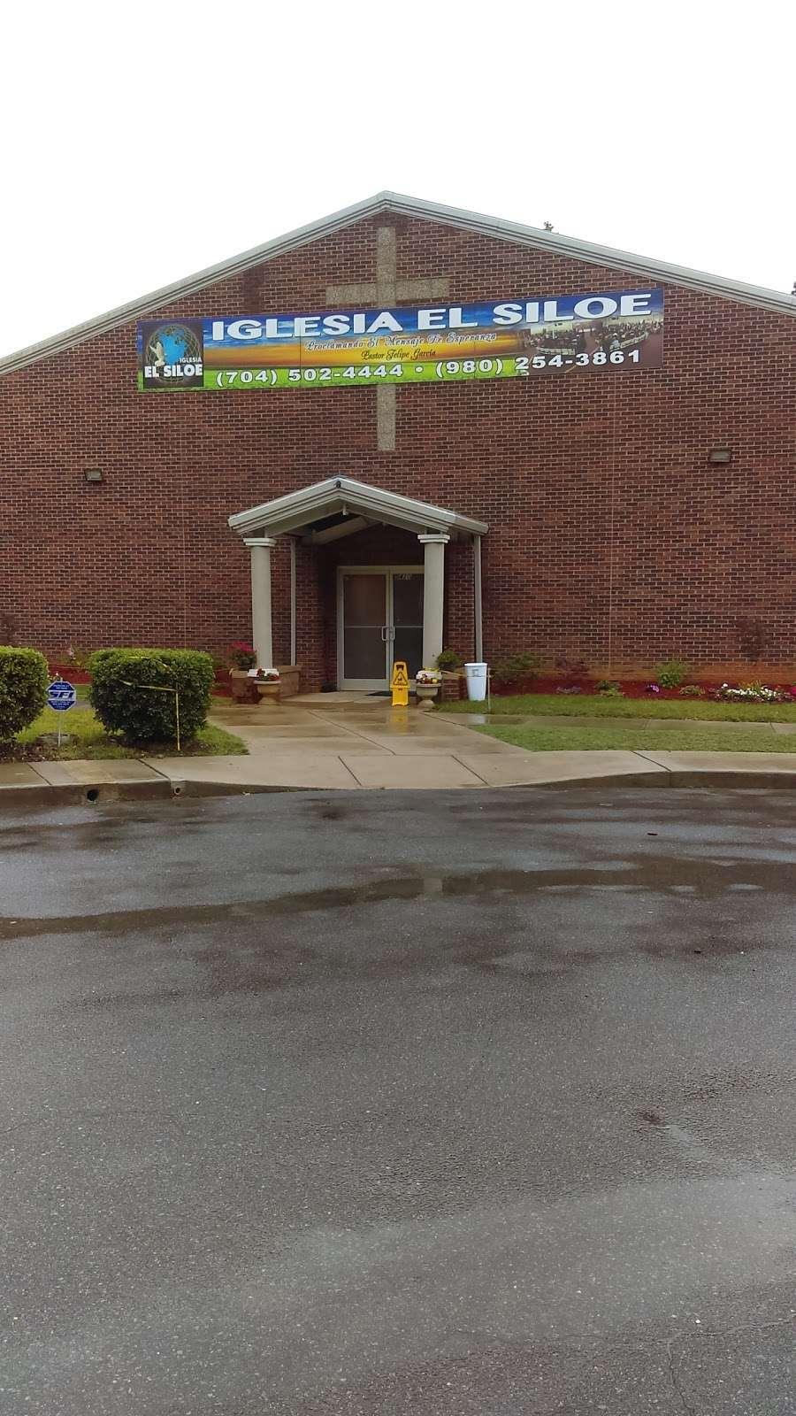 Iglesia El Siloe - church  | Photo 3 of 10 | Address: 5420 Kimmerly Glen Ln, Charlotte, NC 28215, USA | Phone: (704) 502-4444