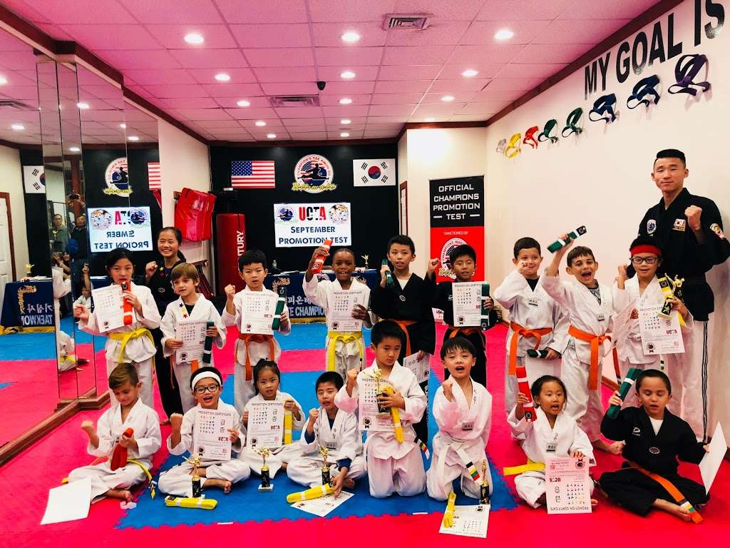 Ultimate Champions Taekwondo Little Neck - health  | Photo 1 of 7 | Address: 56-10 Marathon Pkwy, Little Neck, NY 11362, USA | Phone: (718) 423-5425