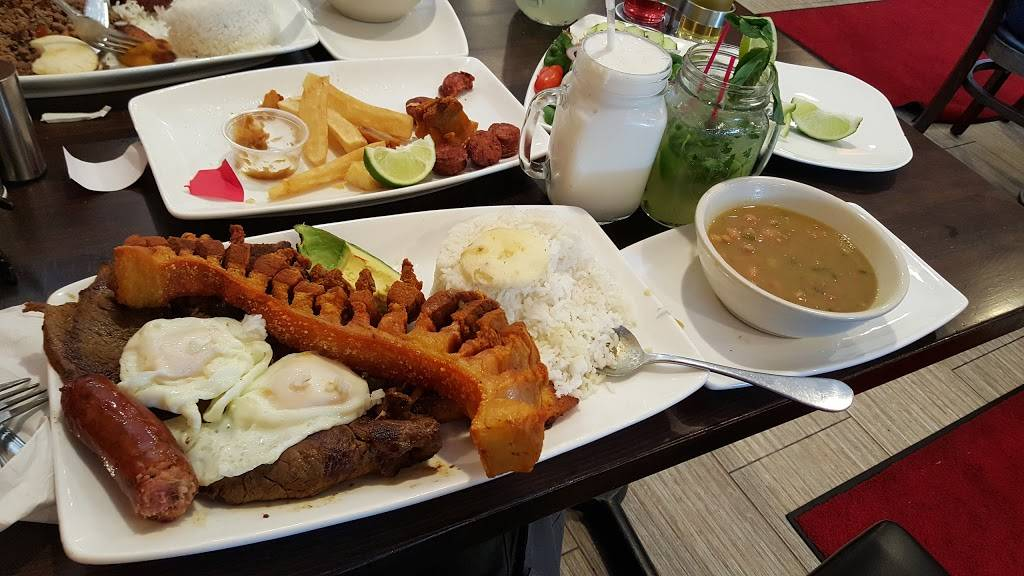 Noches De Colombia - restaurant  | Photo 3 of 10 | Address: 7700 Tonnelle Ave., North Bergen, NJ 07047, USA | Phone: (201) 868-8110