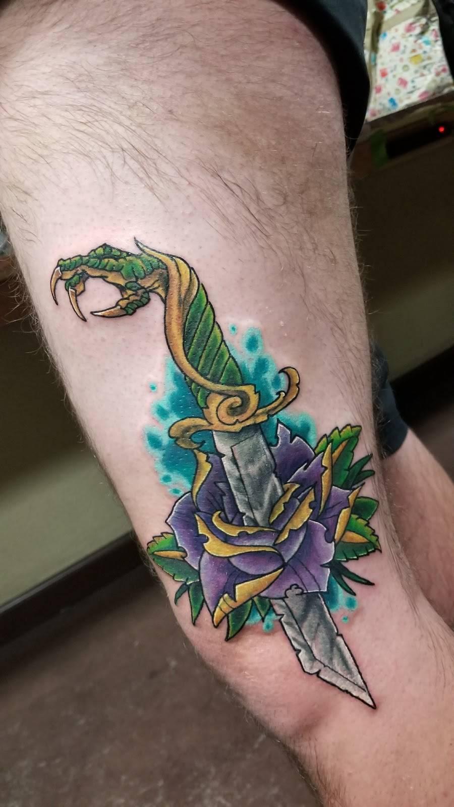 Trivium Tattoo - store  | Photo 5 of 9 | Address: 24465 Sunnymead Boulevard, Moreno Valley, CA 92553, USA | Phone: (951) 438-8506