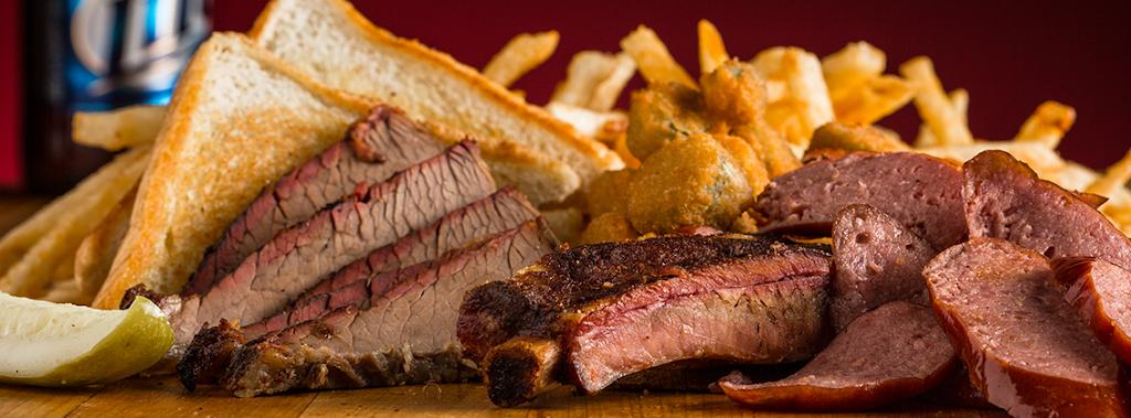 RibCrib BBQ & Grill - restaurant  | Photo 2 of 10 | Address: 8040 S Yale Ave, Tulsa, OK 74136, USA | Phone: (918) 492-8627