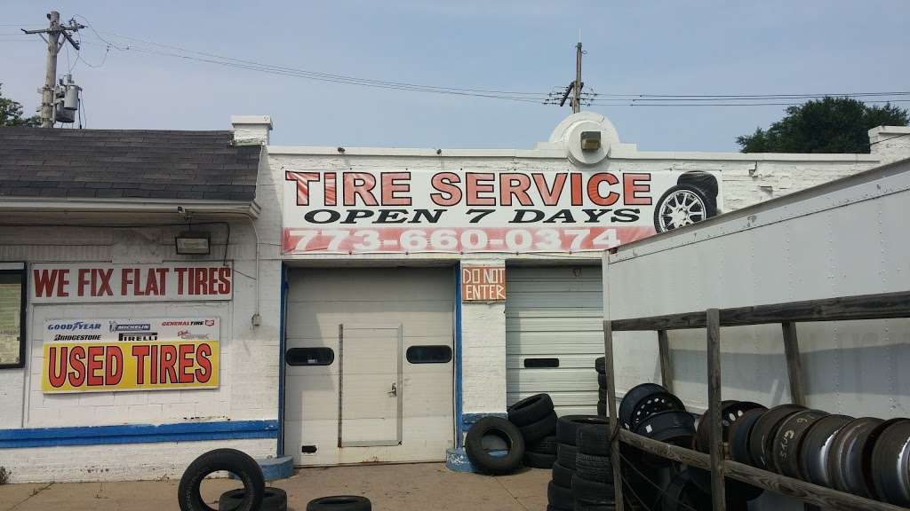 Babys DO Tire Shop - car repair  | Photo 3 of 6 | Address: 336 W 119th St, Chicago, IL 60628, USA | Phone: (773) 660-0374