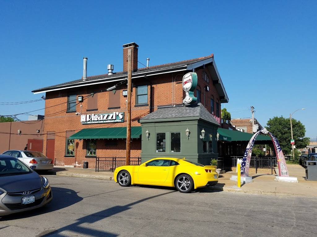 Rigazzis - restaurant  | Photo 3 of 10 | Address: 4945 Daggett Ave, St. Louis, MO 63110, USA | Phone: (314) 772-4900