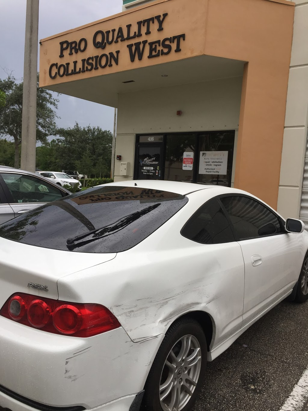 Pro Quality Collision - West - car repair  | Photo 9 of 10 | Address: 6861 SW 196th Ave #416, Fort Lauderdale, FL 33332, USA | Phone: (954) 680-9801