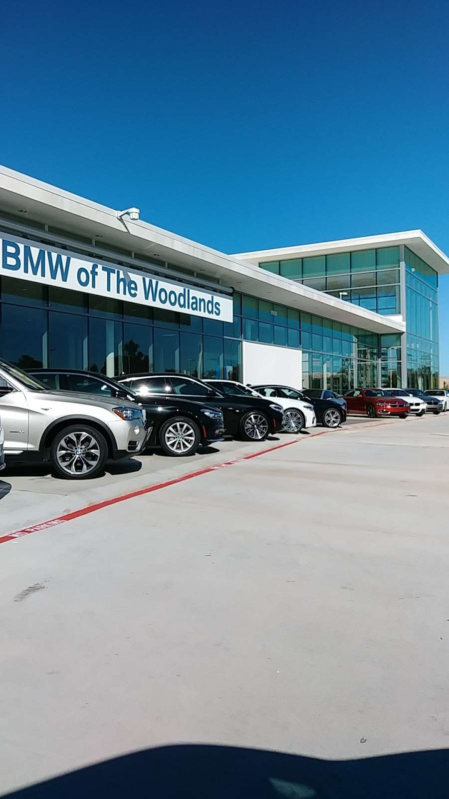Bmw Of The Woodlands 17830 N Fwy Service Rd The Woodlands Tx 77384 Usa