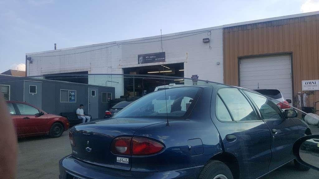 MY AUTO INC. - car repair    Photo 9 of 9   Address: 1771 Tomlinson Rd Unit G2, Philadelphia, PA 19116, USA   Phone: (267) 934-8186