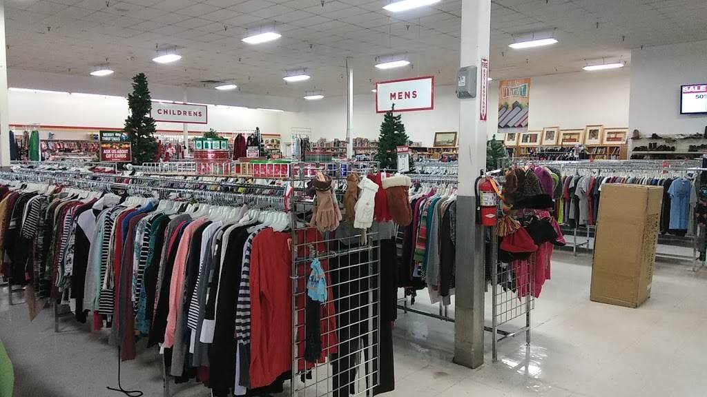 Arc Thrift Store - store  | Photo 2 of 9 | Address: 2780 S Academy Blvd, Colorado Springs, CO 80916, USA | Phone: (719) 391-7717