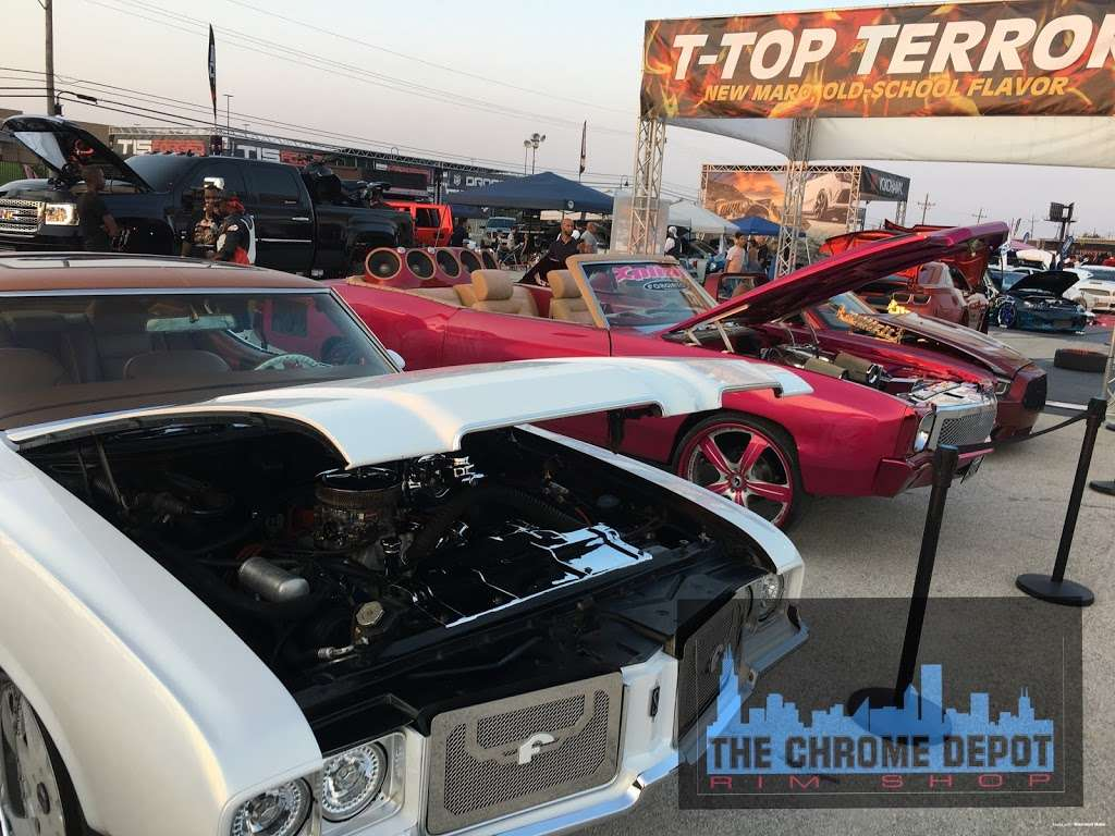 Rim Shop The Chrome Depot Wheels Tires Financing - car repair  | Photo 6 of 10 | Address: 1626 S Cicero Ave, Cicero, IL 60804, USA | Phone: (708) 776-3119
