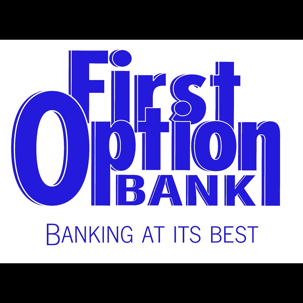 First Option Bank Osawatomie - bank  | Photo 3 of 3 | Address: 601 Main St, Osawatomie, KS 66064, USA | Phone: (913) 755-3811