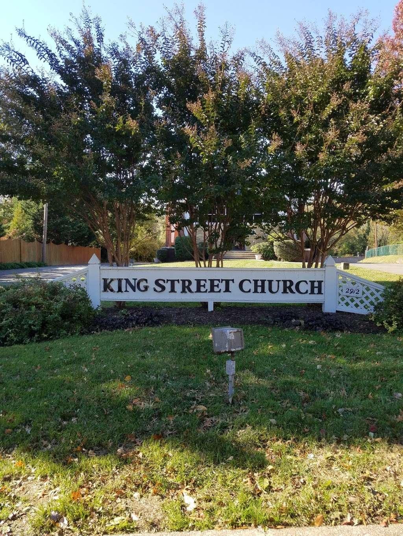 King Street Church - church  | Photo 3 of 4 | Address: 2912 King St, Alexandria, VA 22302, USA | Phone: (703) 548-5084