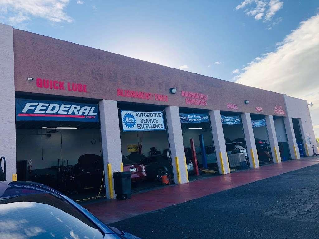 Half Price Auto Repair - car repair  | Photo 3 of 7 | Address: 7329 W Indian School Rd, Phoenix, AZ 85033, USA | Phone: (623) 848-1970
