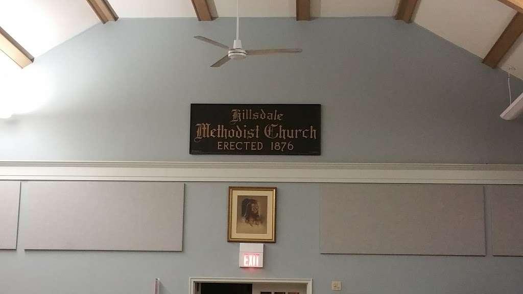 Hillsdale United Methodist Church - church    Photo 10 of 10   Address: 349 Hillsdale Ave, Hillsdale, NJ 07642, USA   Phone: (201) 664-5231