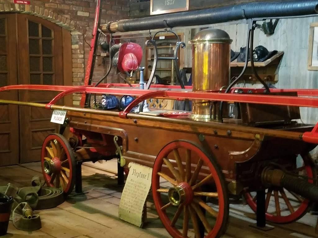Toledo Firefighters Museum - museum  | Photo 1 of 10 | Address: 918 W Sylvania Ave, Toledo, OH 43612, USA | Phone: (419) 478-3473
