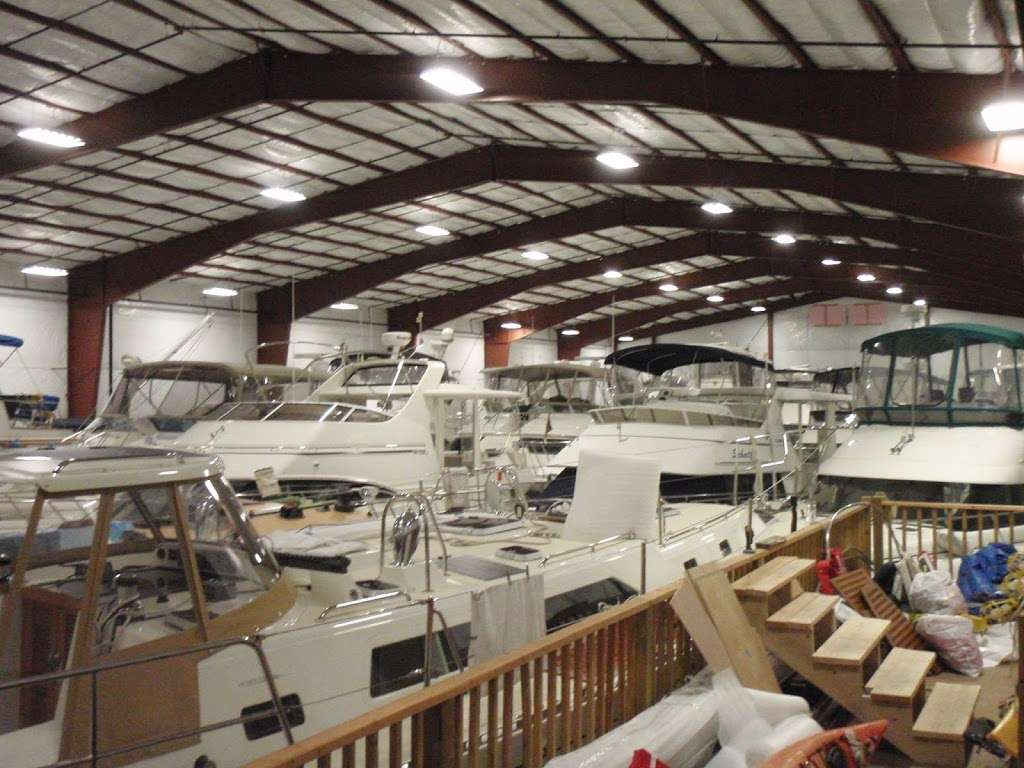 Boat Storage Warehouse - storage  | Photo 2 of 4 | Address: 10 Brady Drive #2, Ipswich, MA 01938, USA | Phone: (978) 314-2423