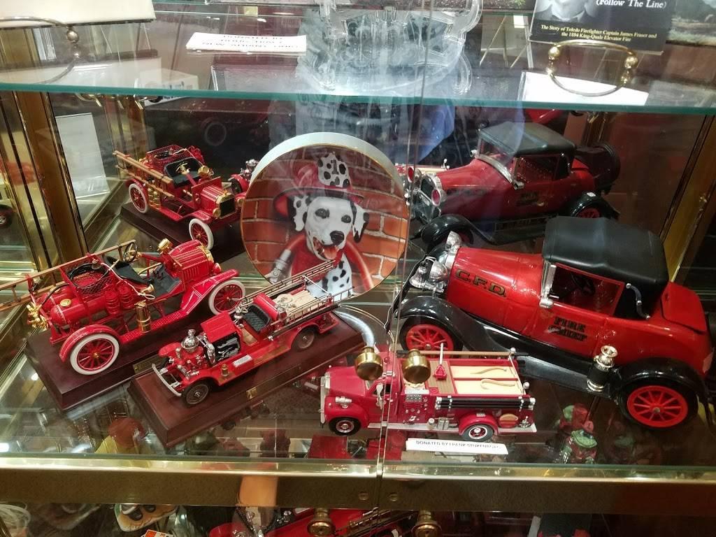 Toledo Firefighters Museum - museum  | Photo 6 of 10 | Address: 918 W Sylvania Ave, Toledo, OH 43612, USA | Phone: (419) 478-3473