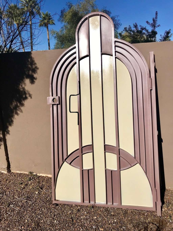 Andys Metal Art inc - art gallery    Photo 3 of 10   Address: 1045 E Curry Rd # B, Tempe, AZ 85281, USA   Phone: (480) 252-2076
