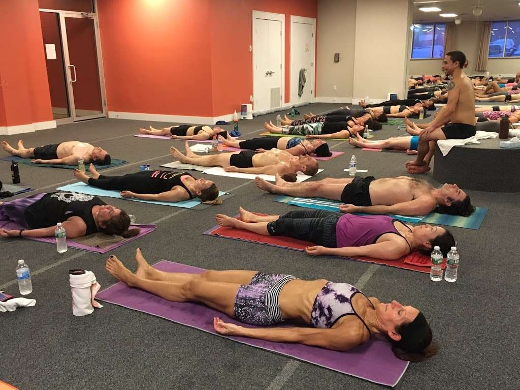 Bikram Yoga @ the Palisades - gym  | Photo 2 of 10 | Address: 536 Bergen Blvd, Palisades Park, NJ 07650, USA | Phone: (201) 592-1477