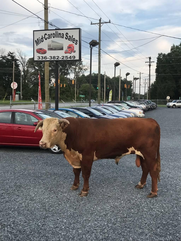 Mid-Carolina Sales - car dealer  | Photo 2 of 4 | Address: 8733 US-311, Archdale, NC 27263, USA | Phone: (336) 382-2549