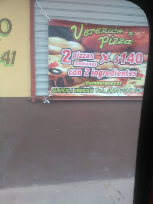 Verenices Pizza - restaurant  | Photo 2 of 2 | Address: Av. San Fulgencio 749, Villas de San Miguel, 88000 Nuevo Laredo, Tamps., Mexico | Phone: 867 187 0141