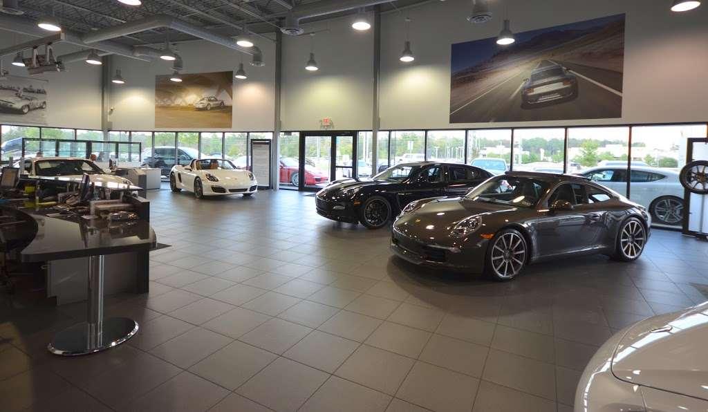 Porsche North Houston - Car dealer | 13911 North Fwy