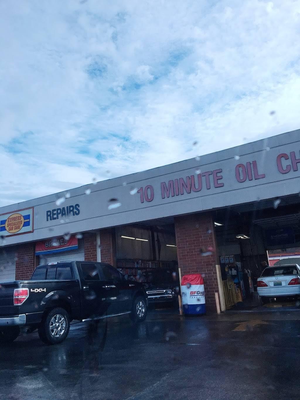 Express Oil Change & Service Center - car repair    Photo 1 of 7   Address: 901 Forestdale Blvd, Birmingham, AL 35214, USA   Phone: (205) 798-5007