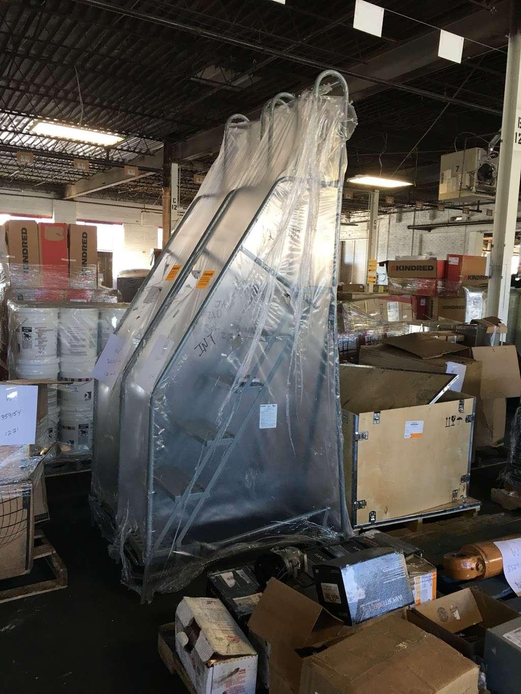 Oddball Salvage - store  | Photo 9 of 10 | Address: 655 Sunshine Rd, Kansas City, KS 66115, USA | Phone: (913) 258-8282