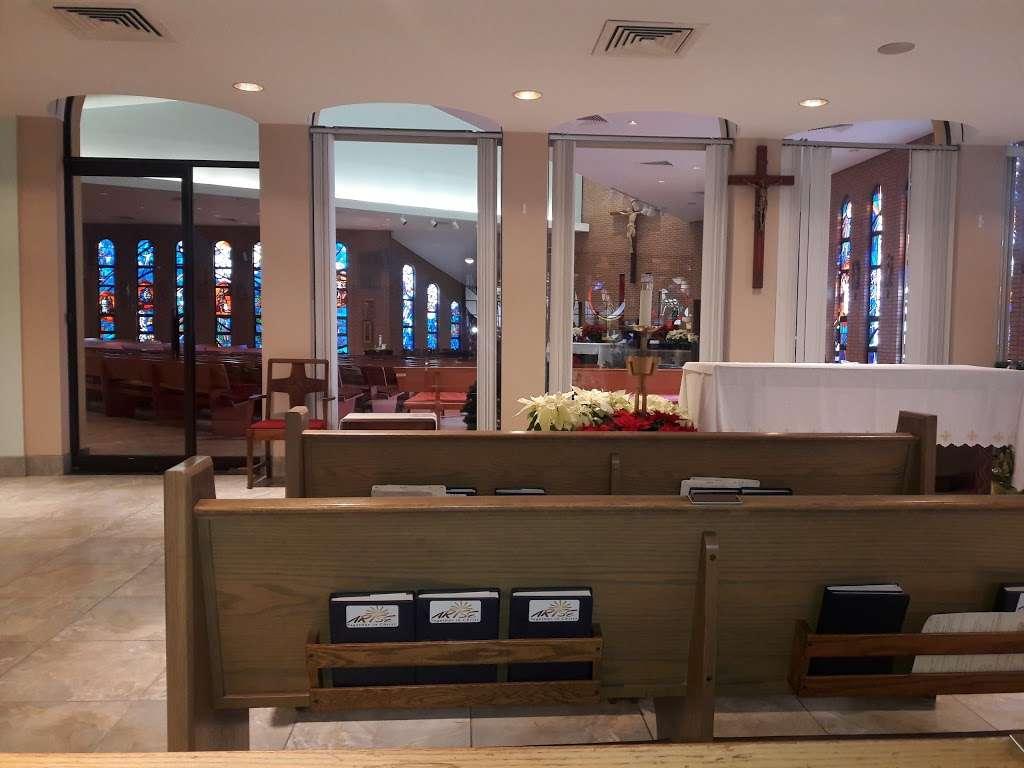 Holy Trinity Roman Cath Church - church  | Photo 1 of 10 | Address: 14-51 143rd St, Whitestone, NY 11357, USA | Phone: (718) 746-7730