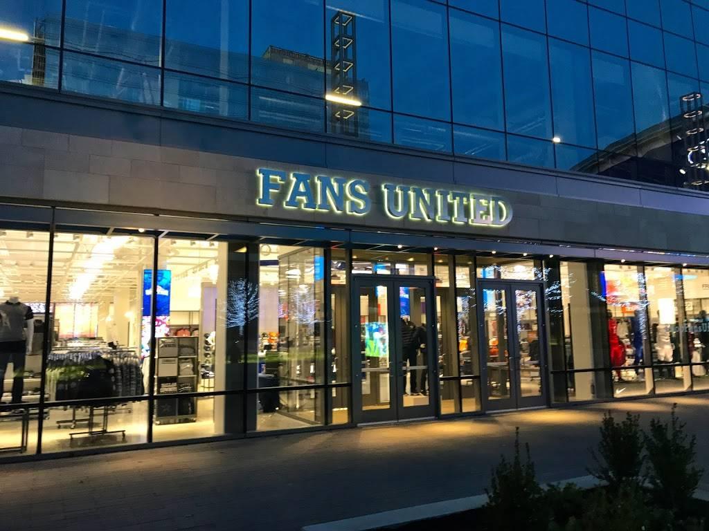Fans United - Frisco - clothing store  | Photo 1 of 9 | Address: 5 Cowboys Way, Frisco, TX 75034, USA | Phone: (972) 497-4050