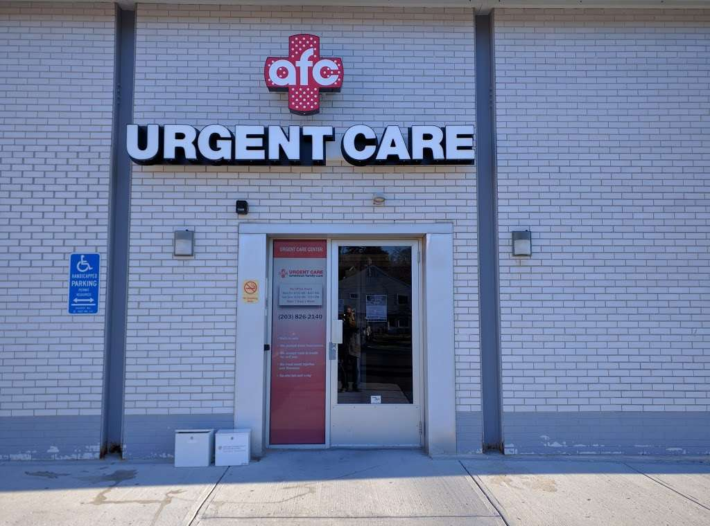 Afc Urgent Care Danbury 2 Main St Danbury Ct 06810 Usa