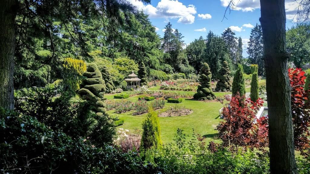 Woodland Park Rose Garden - park  | Photo 1 of 9 | Address: 750 N 50th St, Seattle, WA 98103, USA | Phone: (206) 684-4075