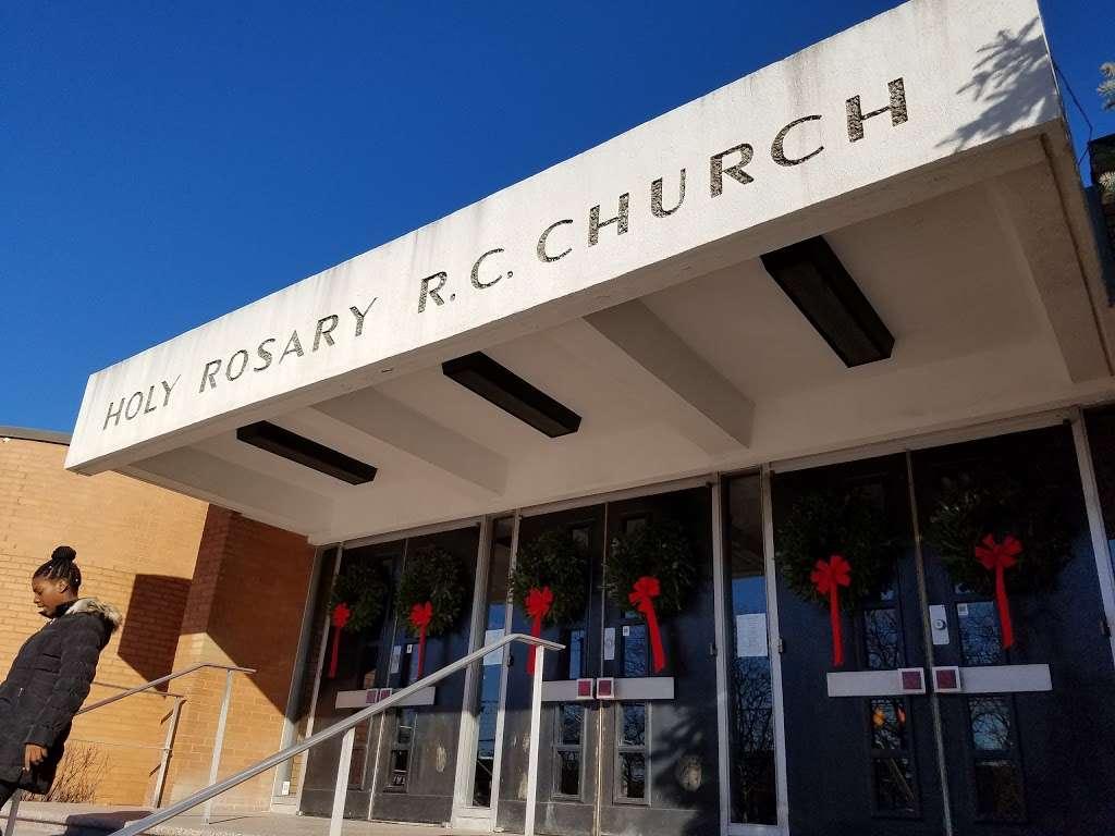 Holy Rosary Church - church    Photo 4 of 10   Address: 1510 Adee Ave, Bronx, NY 10469, USA   Phone: (718) 379-4432