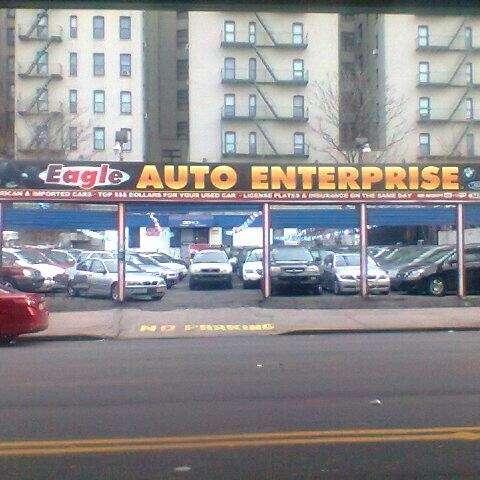 Eagle Auto Enterprise - car dealer  | Photo 1 of 3 | Address: 1507 Bronxdale Ave, The Bronx, NY 10462, USA | Phone: (347) 590-5955