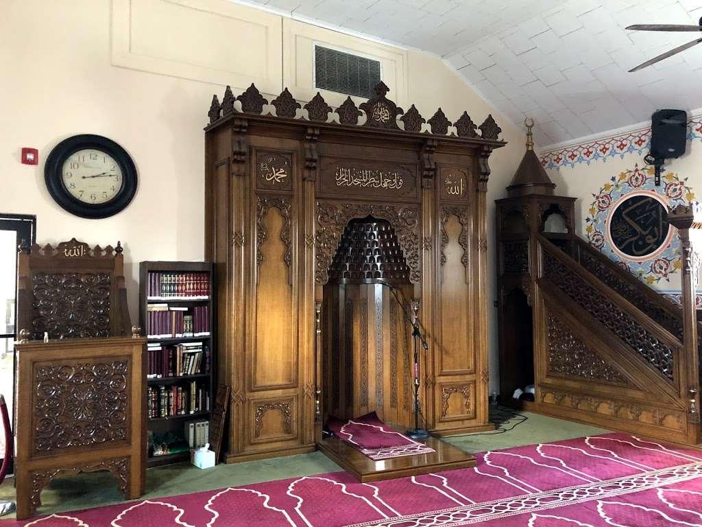 TARF Bergen Diyanet Camii - mosque  | Photo 1 of 10 | Address: 240 Knox Ave, Cliffside Park, NJ 07010, USA | Phone: (201) 840-8065