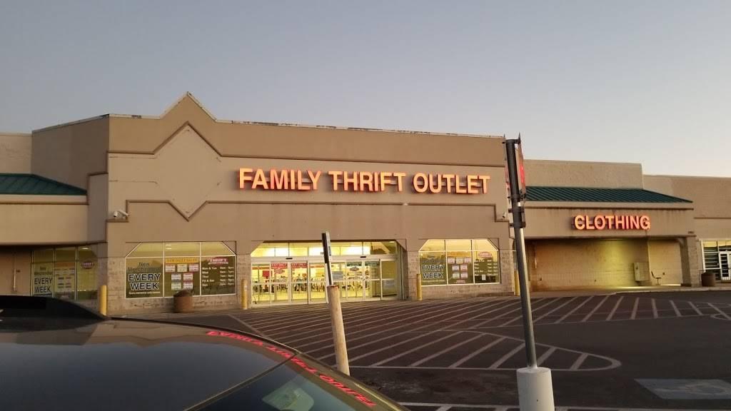 family thrift outlet 1950 ephriham ave