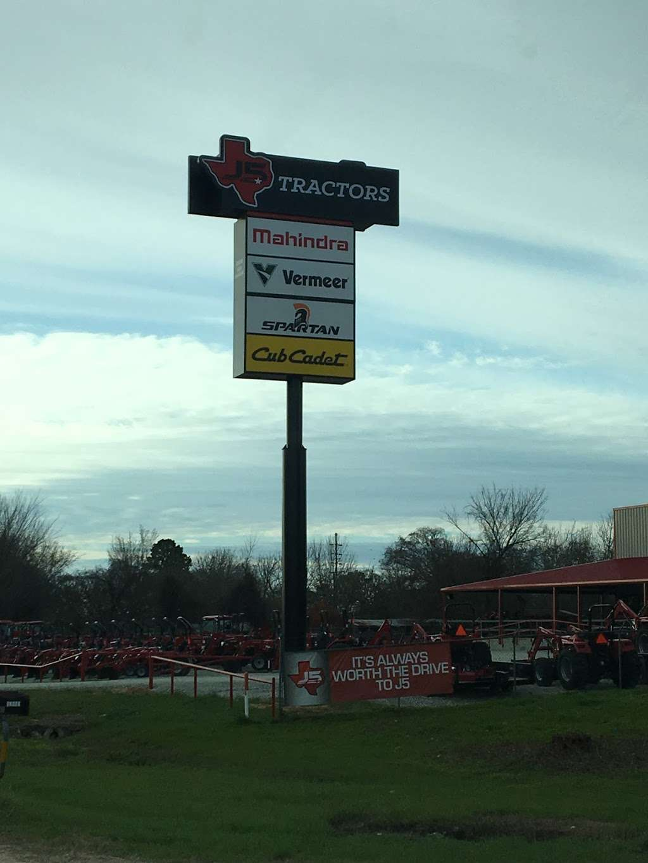 J5 Tractors - store  | Photo 3 of 6 | Address: 12476 Hwy 6, Navasota, TX 77868, USA | Phone: (936) 825-8722