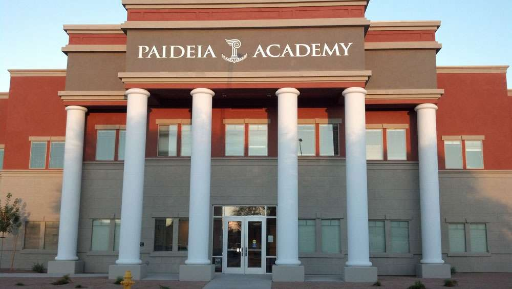 Paideia Academies - school  | Photo 1 of 10 | Address: 7777 S 15th Terrace, Phoenix, AZ 85042, USA | Phone: (602) 343-3040