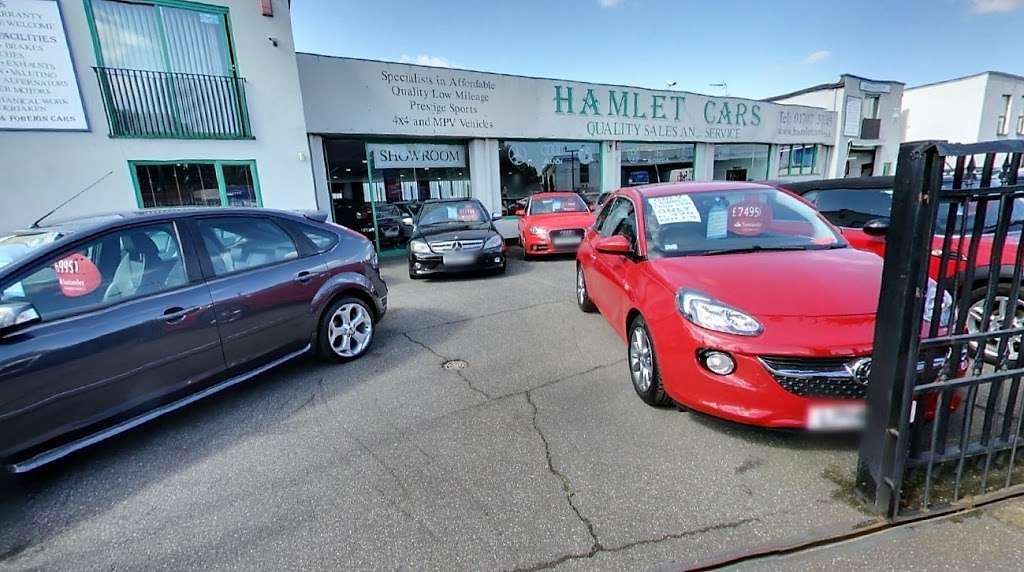 Hamlet Cars - car repair    Photo 10 of 10   Address: 18A Burrowfield, Welwyn Garden City AL7 4SR, UK   Phone: 01707 333345