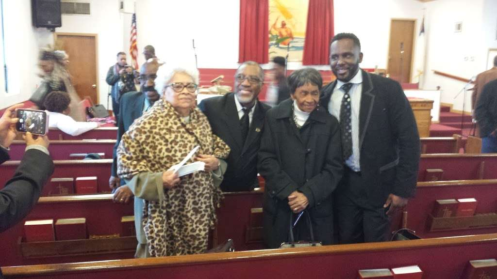 New Revelation Baptist Church - church    Photo 3 of 3   Address: 3140 W 21st Ave, Gary, IN 46404, USA   Phone: (219) 949-2225