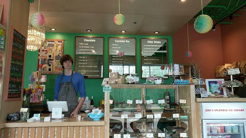 Madison Chocolate Company - cafe  | Photo 10 of 10 | Address: 729 Glenway St, Madison, WI 53711, USA | Phone: (608) 286-1154