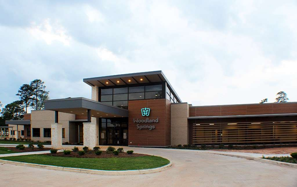 Woodland Springs - hospital  | Photo 2 of 3 | Address: 15860 Old Conroe Rd, Conroe, TX 77384, USA | Phone: (936) 270-7520