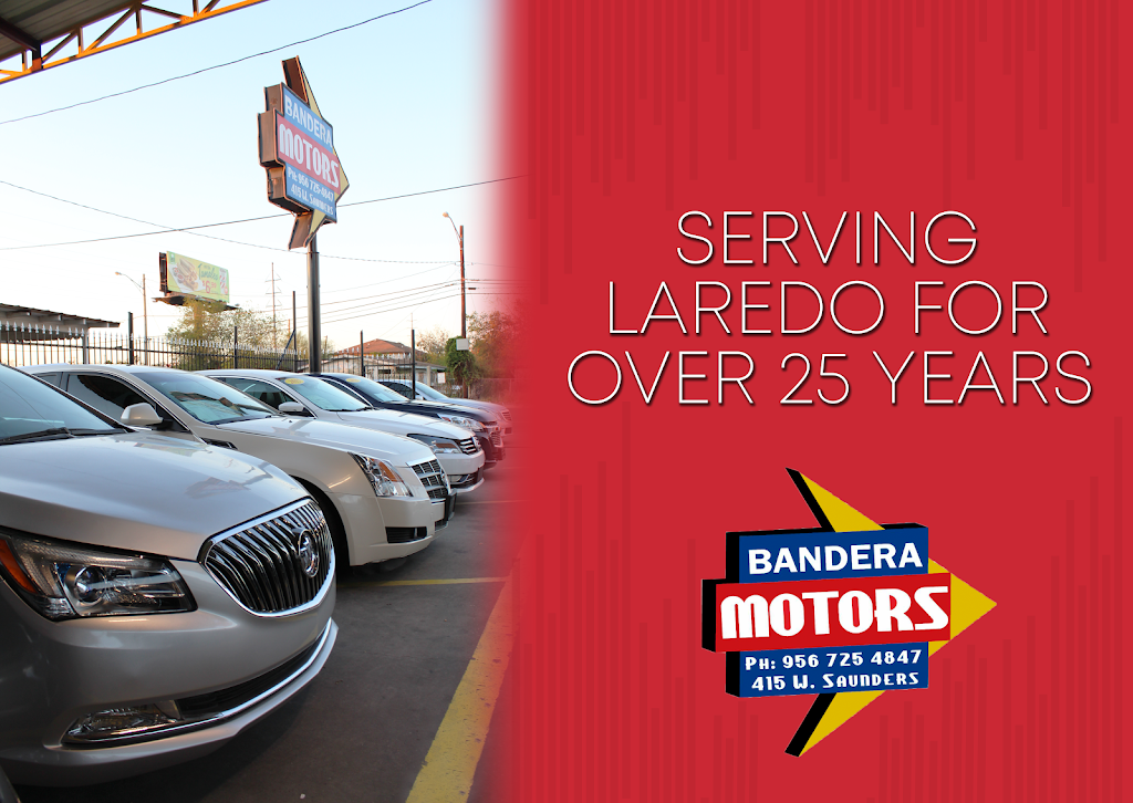 Bandera Motors - car dealer  | Photo 6 of 7 | Address: 415 W Saunders St, Laredo, TX 78041, USA | Phone: (956) 725-4847