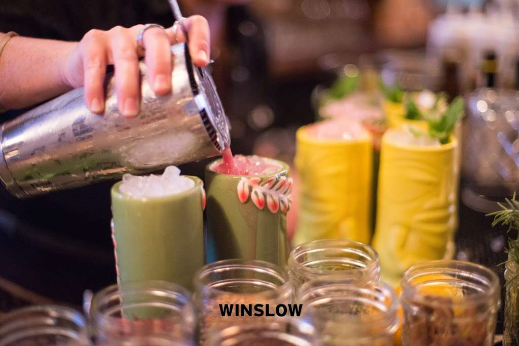 The Winslow Gin House and Eatery - restaurant  | Photo 8 of 10 | Address: 243 E 14th St, New York, NY 10003, USA | Phone: (347) 354-6827