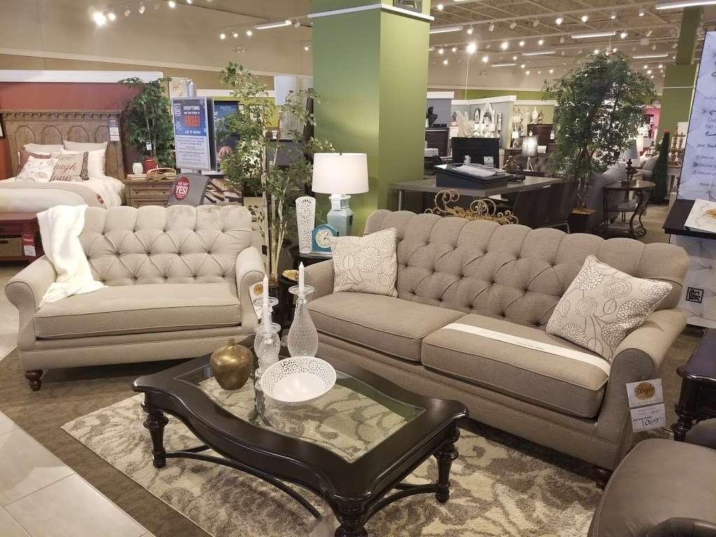 Art Van Furniture - furniture store    Photo 3 of 10   Address: 900 E Boughton Rd, Woodridge, IL 60517, USA   Phone: (630) 972-2499