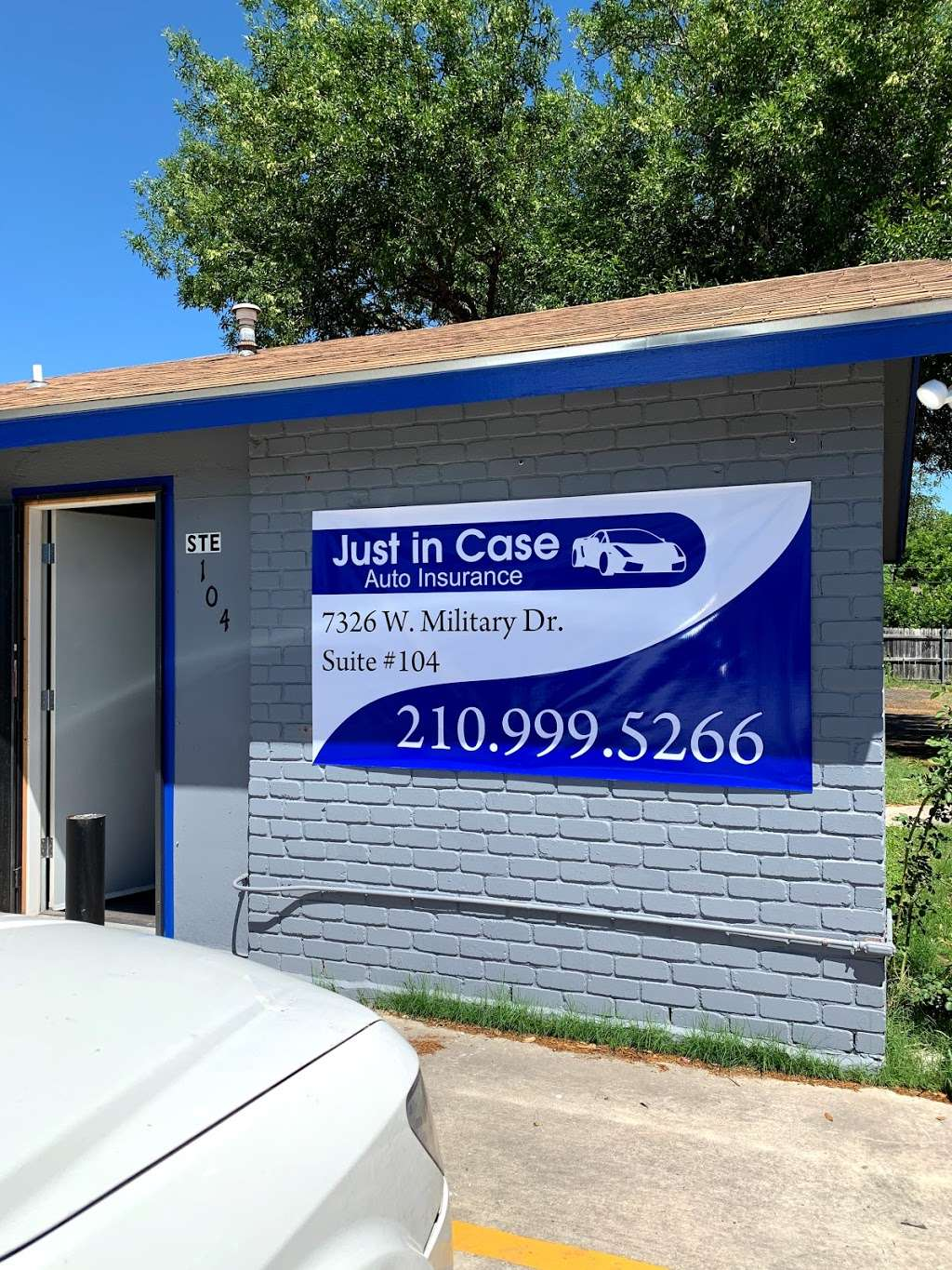 Just in Case Auto Insurance - insurance agency  | Photo 2 of 3 | Address: 7326 W Military Dr Ste104, San Antonio, TX 78227, USA | Phone: (210) 999-5266