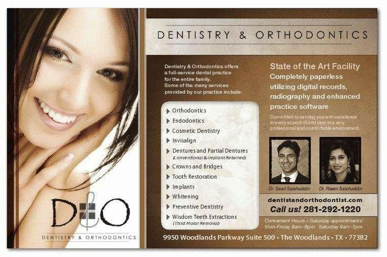 Dentistry & Orthodontics PLLC - dentist  | Photo 1 of 1 | Address: 9950 Woodlands Pkwy, Spring, TX 77382, USA | Phone: (281) 292-1220